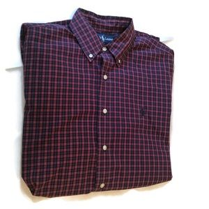 Ralph Lauren Button Down, Size M